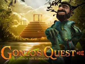 Gonzo's Quest Review Logo