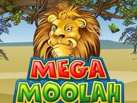 Mega Moolah Review Logo
