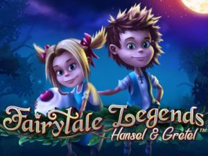 Fairytale Legends: Hansel and Gretal Review Logo
