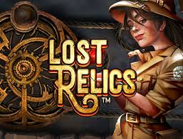 Lost Relics Review Logo