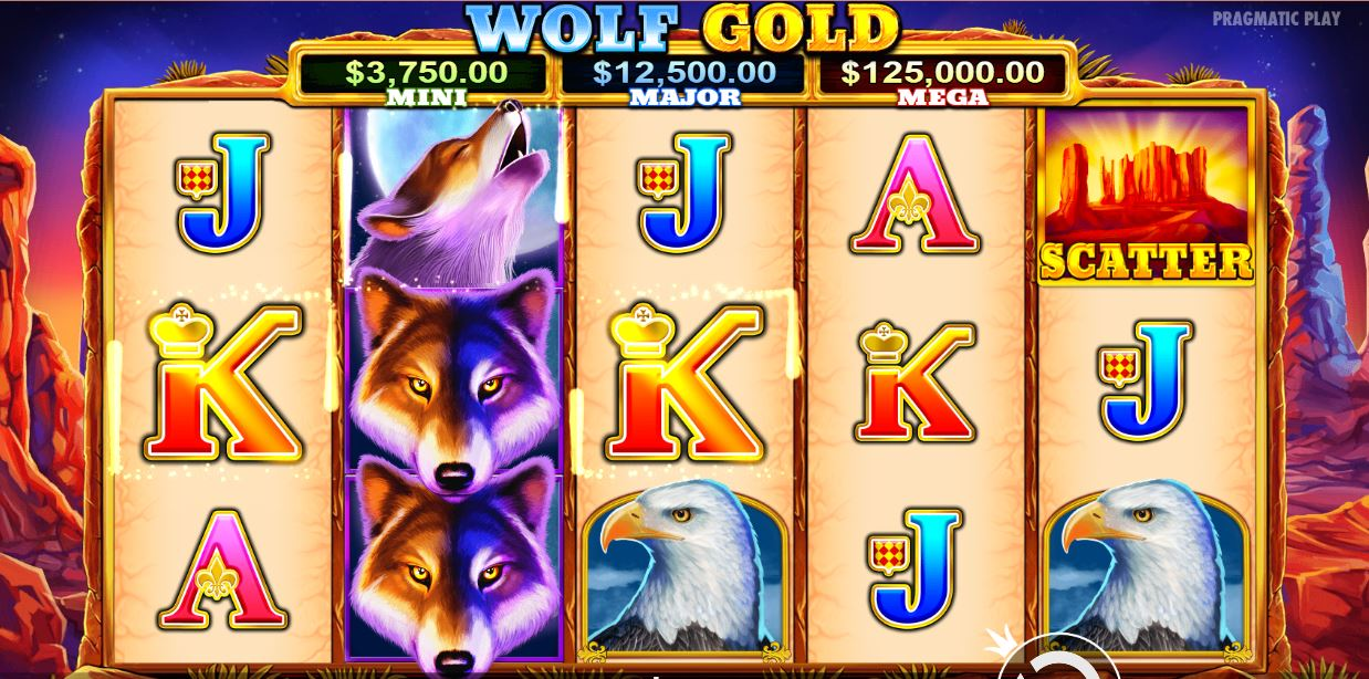 Wolf Gold Review Rollen