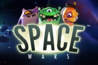 Space Wars Review Logo