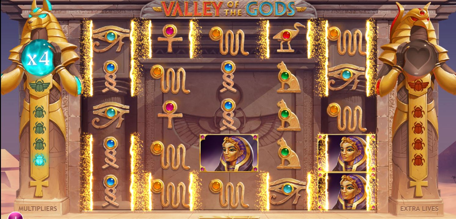 Valley of the Gods Review Rollen